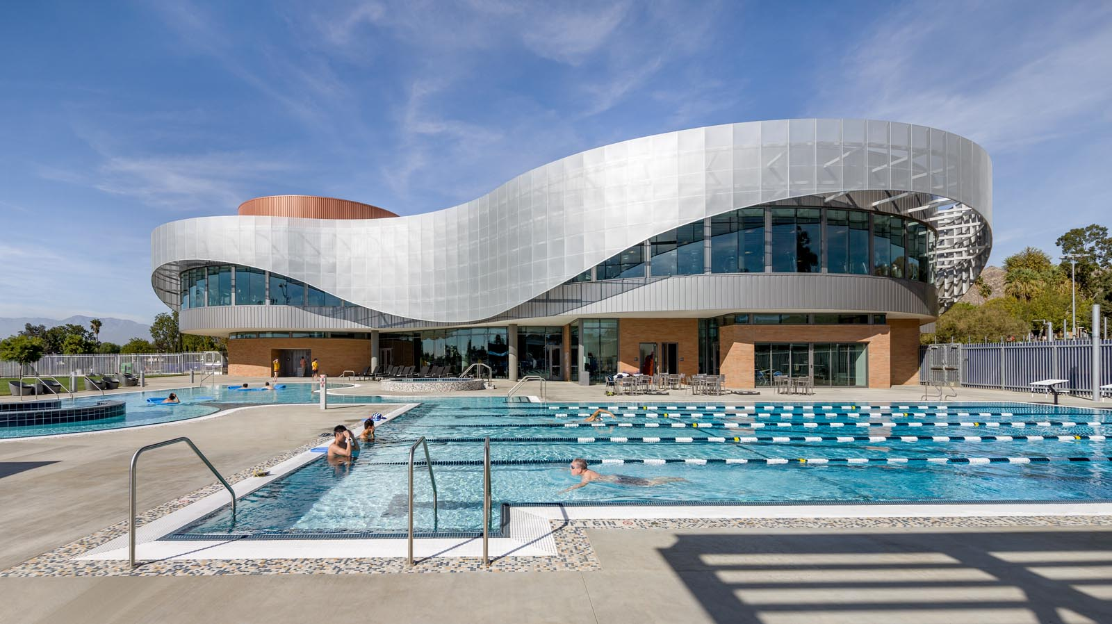 Ucr Student Recreation Center Expansion C W Driver
